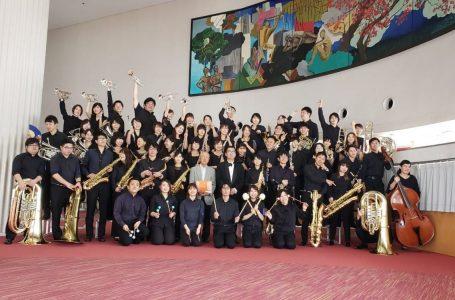 第35回 福岡県吹奏楽コンクールの演奏です。