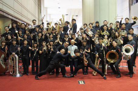 第34回 福岡県吹奏楽コンクールの演奏です。