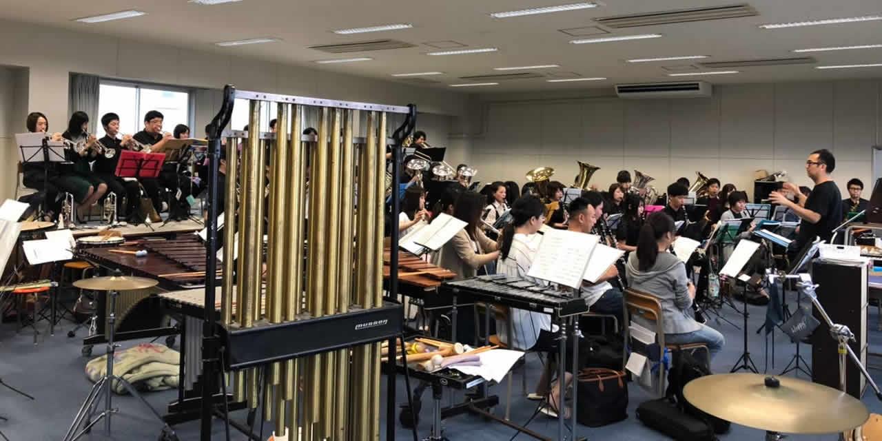 ラシャス ウインド アンサンブル 福岡 一般吹奏楽団